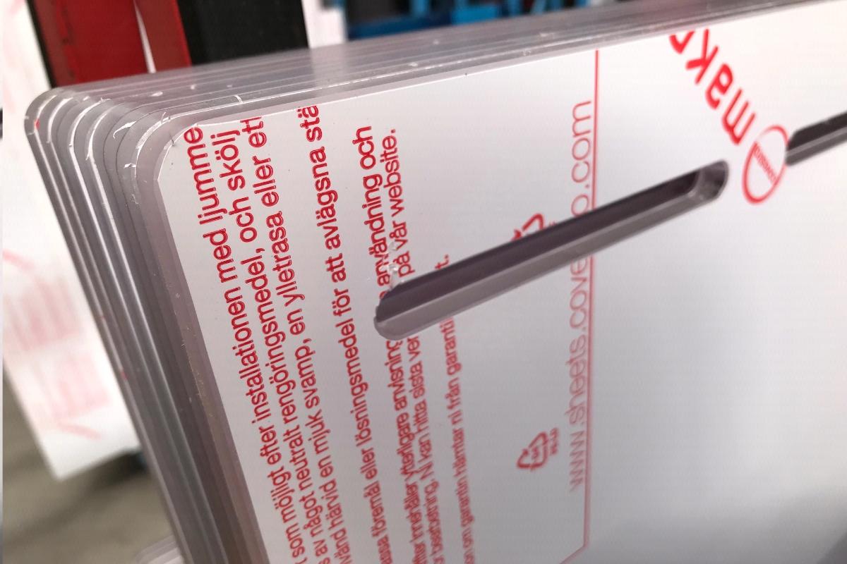Bohrungen und Langlöcher in Kunststoff SK Scheidel Kunststoffe