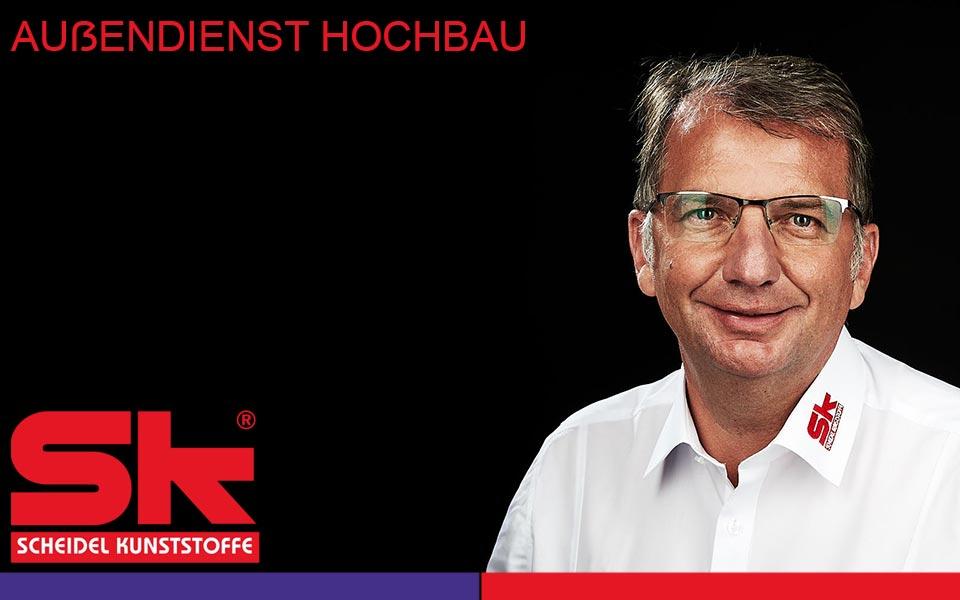 SK Scheidel Uwe Hirt Außendienst Industrie