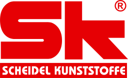 SK Scheidel Kunststoffe Logo